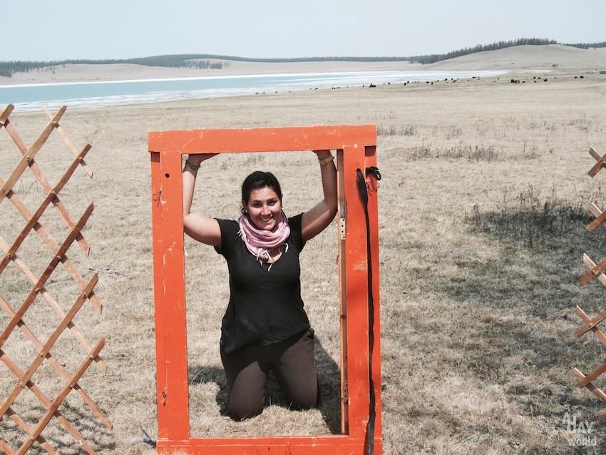 construire une yourte mongolie