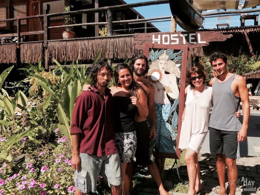 hostel sereia do mar paraty brésil