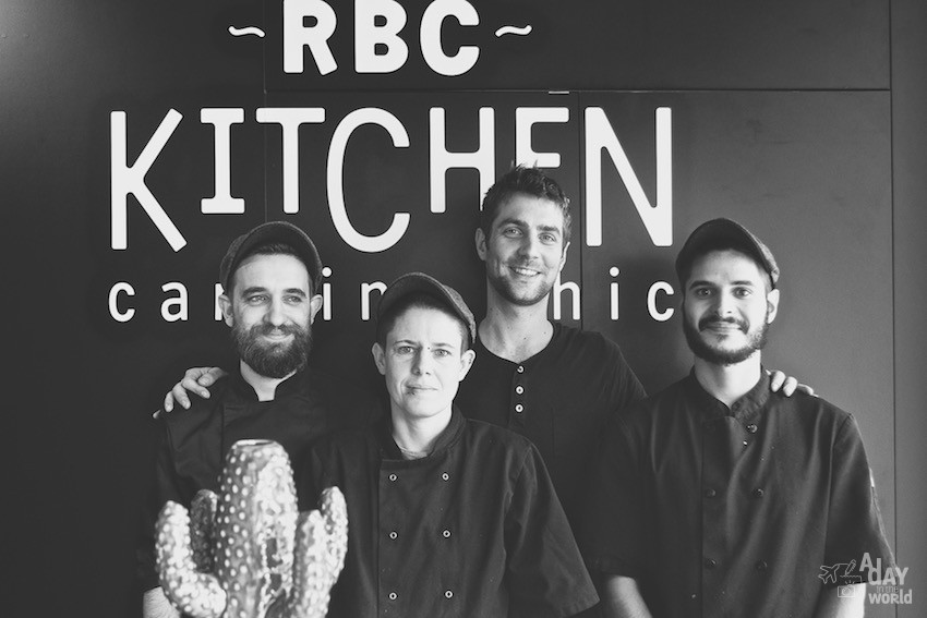 RBC Kitchen team