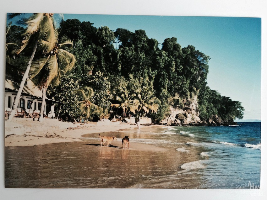 plage nosy be 1999 Madagascar