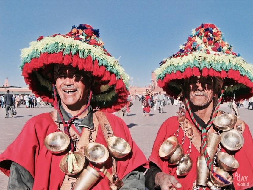 hommes marrakech vendeur