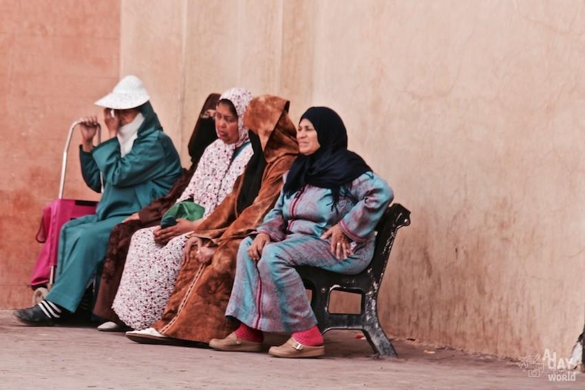 femmes-marrakech