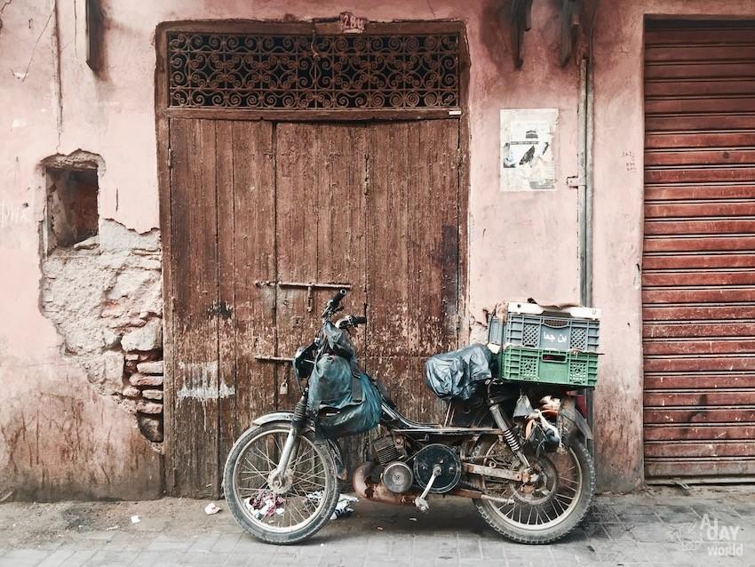 mobilette-marrakech