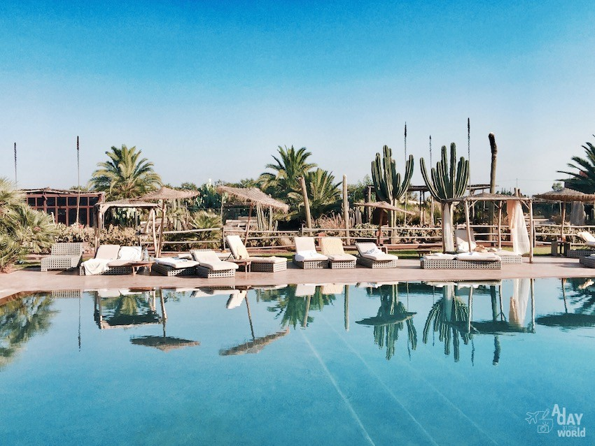 piscine-hotel-fellah-marrakech