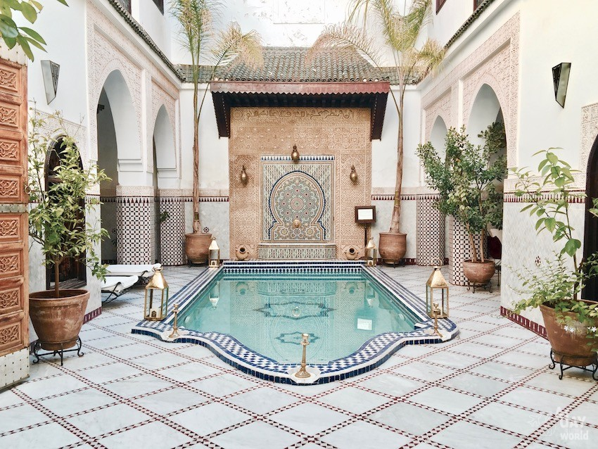 piscine-pavillon-oriental-marrakech