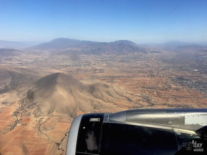 Oaxaca avion