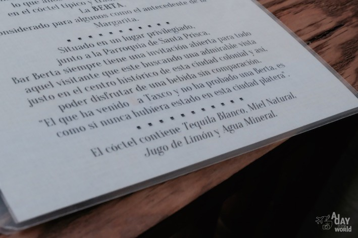 bar berta taxco