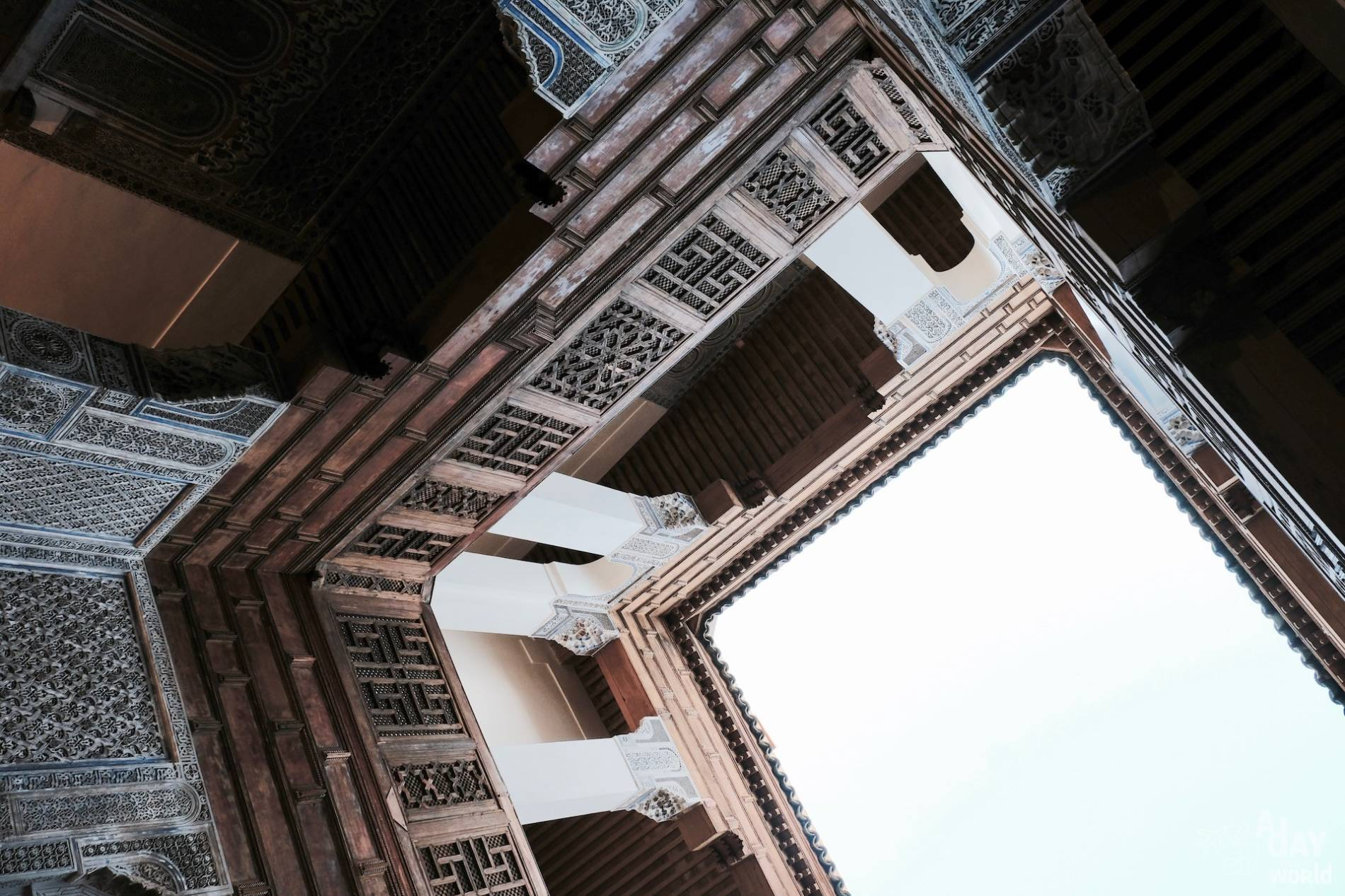 architecture dar bensouda fes