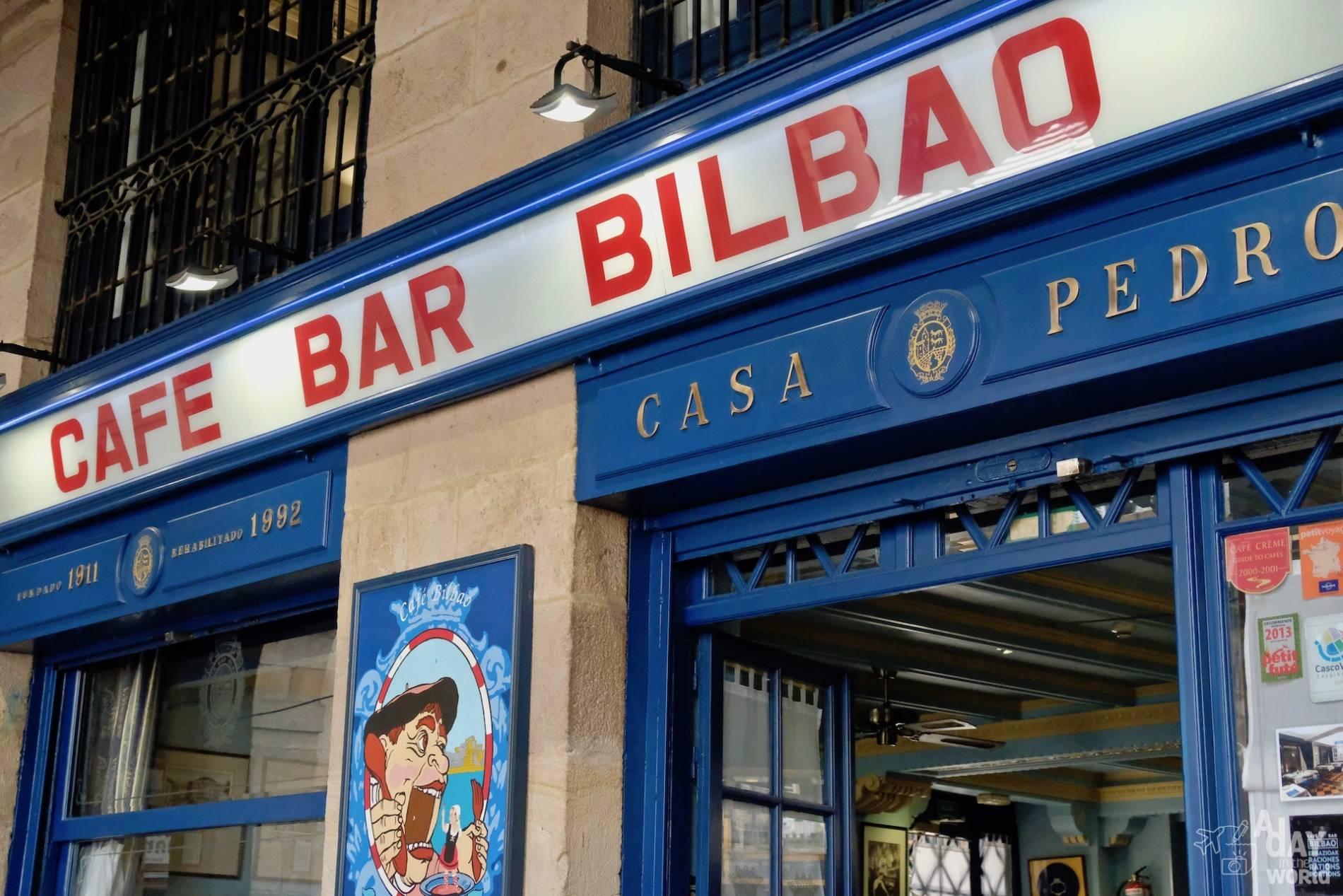cafe bilbao plaza nueva
