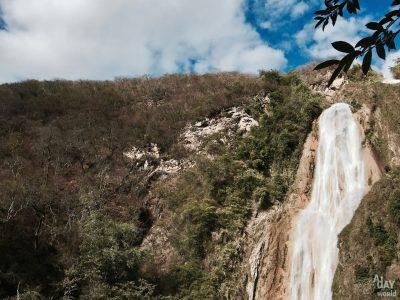 Cascades el Chiflon dans le Chiapas