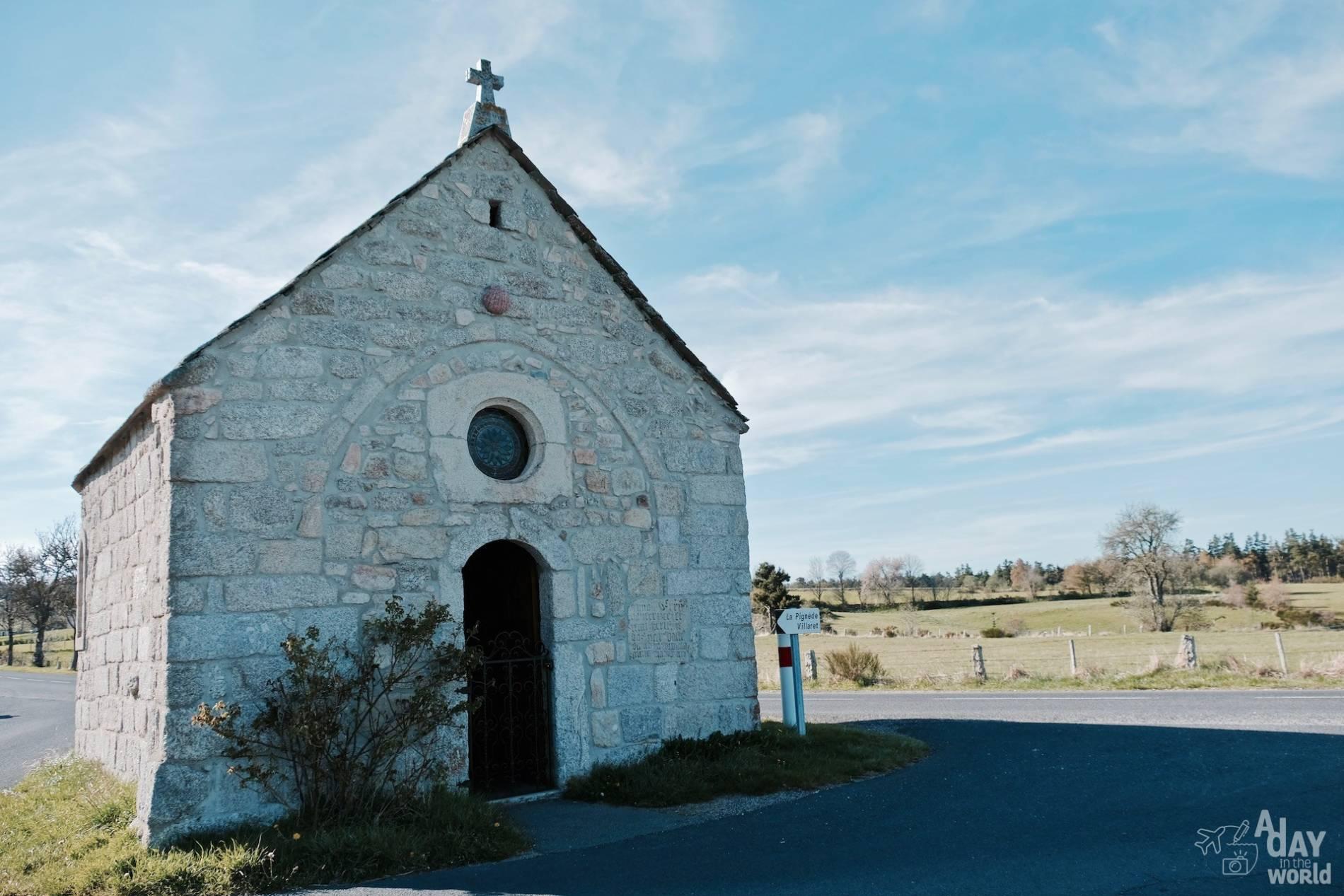 chapelle villerousset