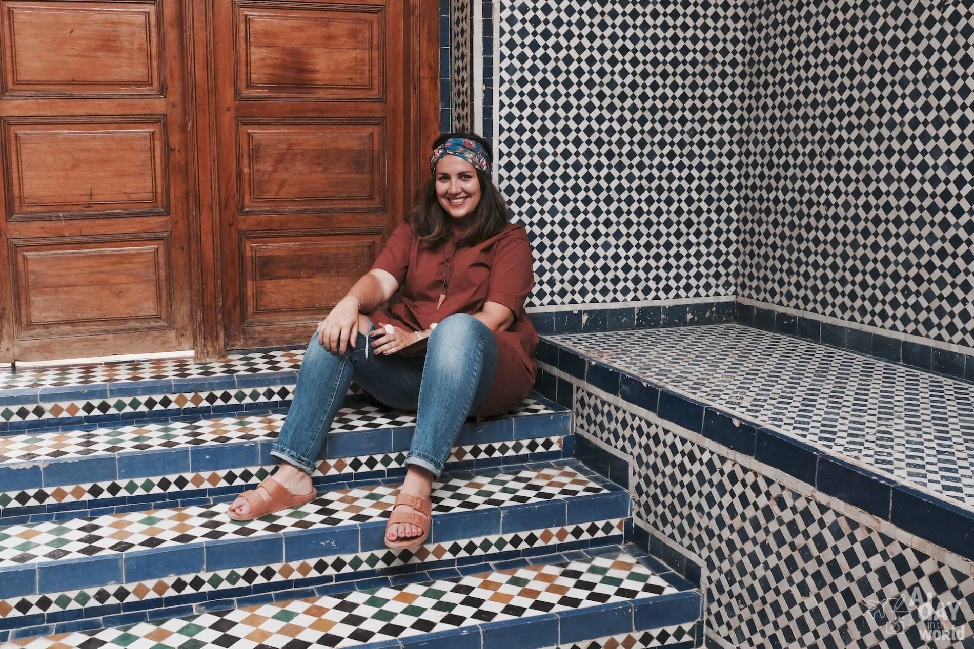 marie frayssinet fes maroc
