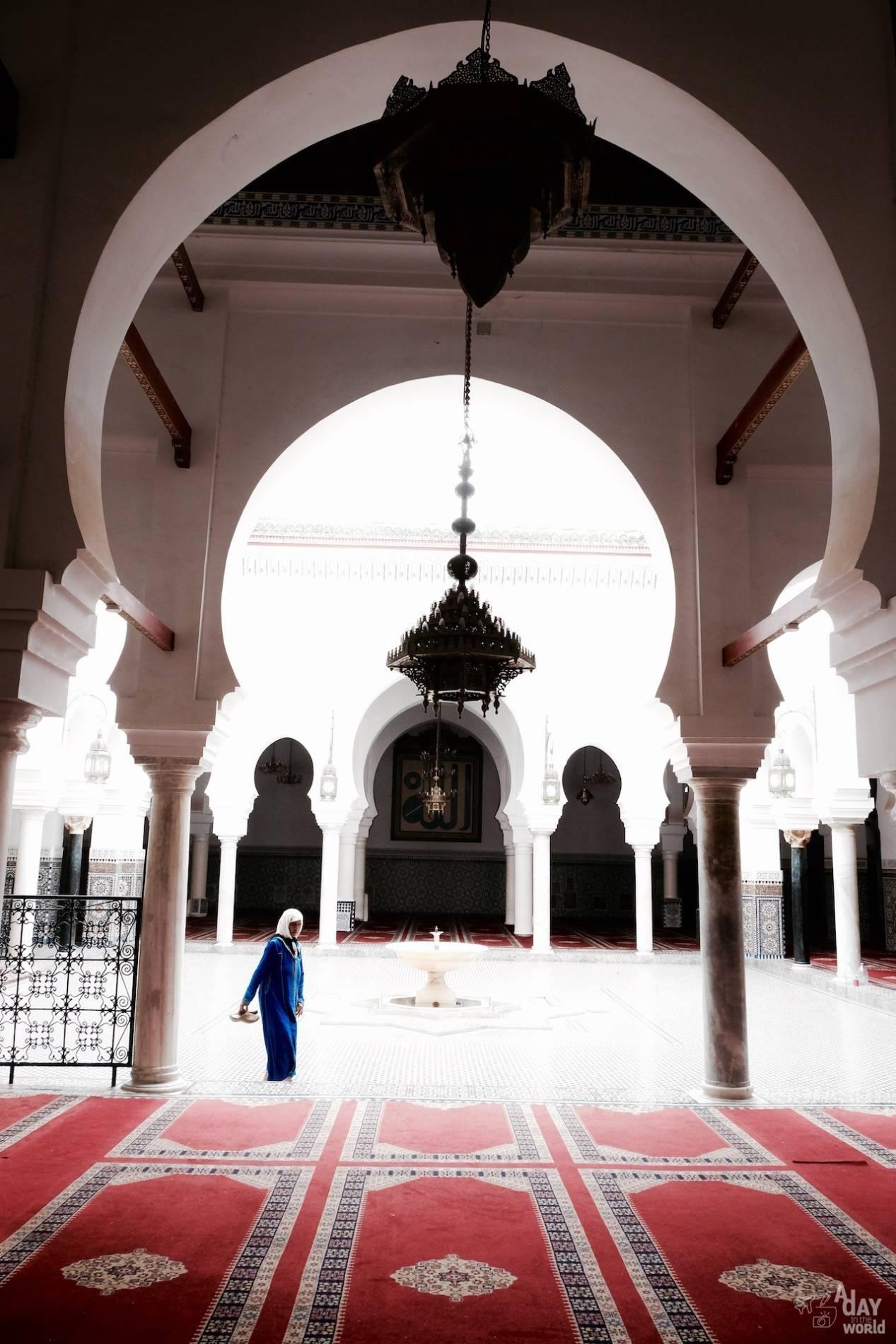 mosquee karaouiyine