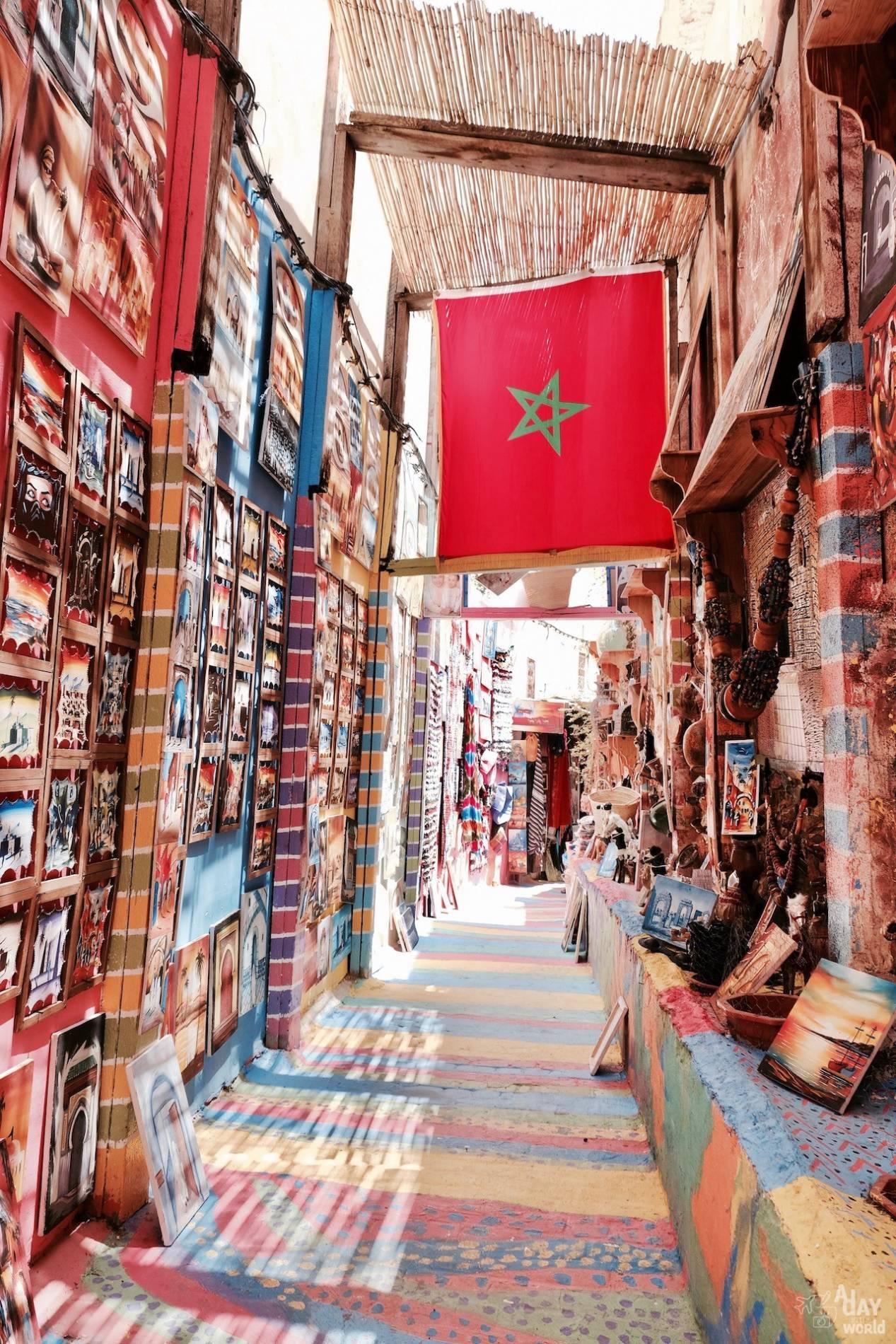rue medina fes 4