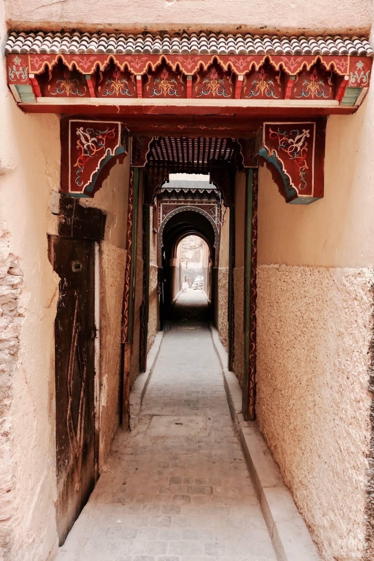 ruelle medina fes