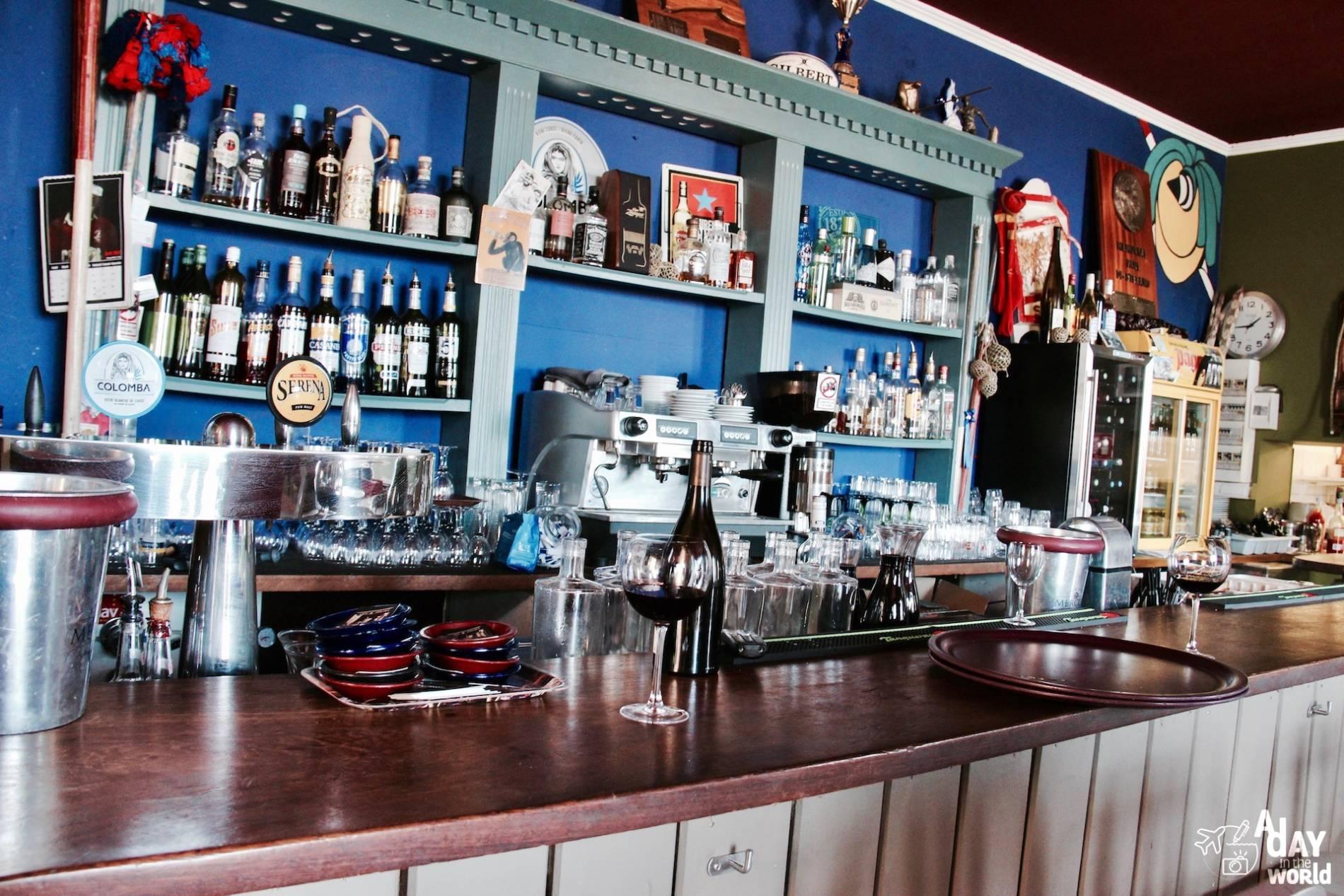bar cafe social sete