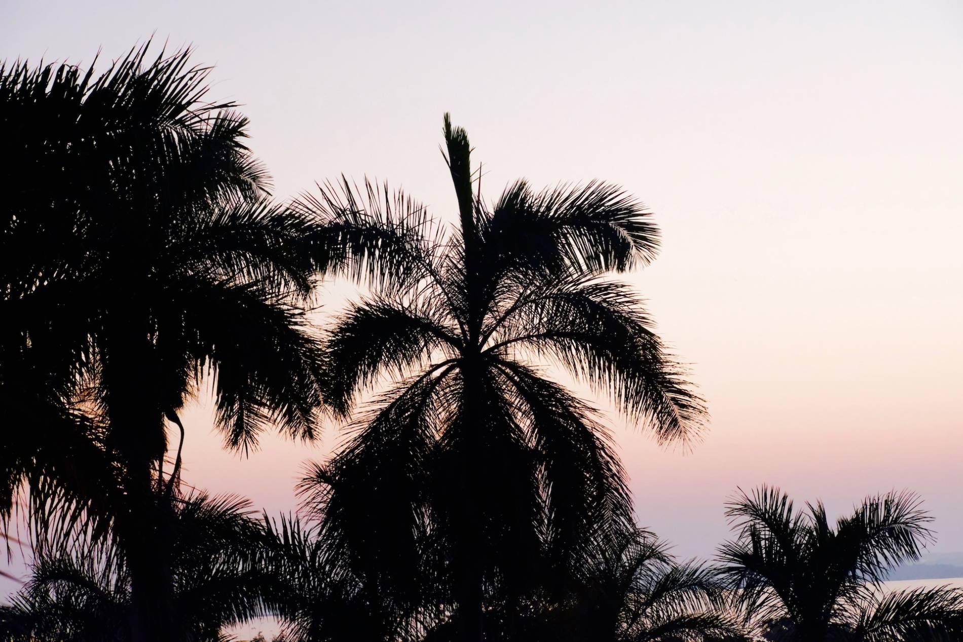 coucher de soleil bacalar