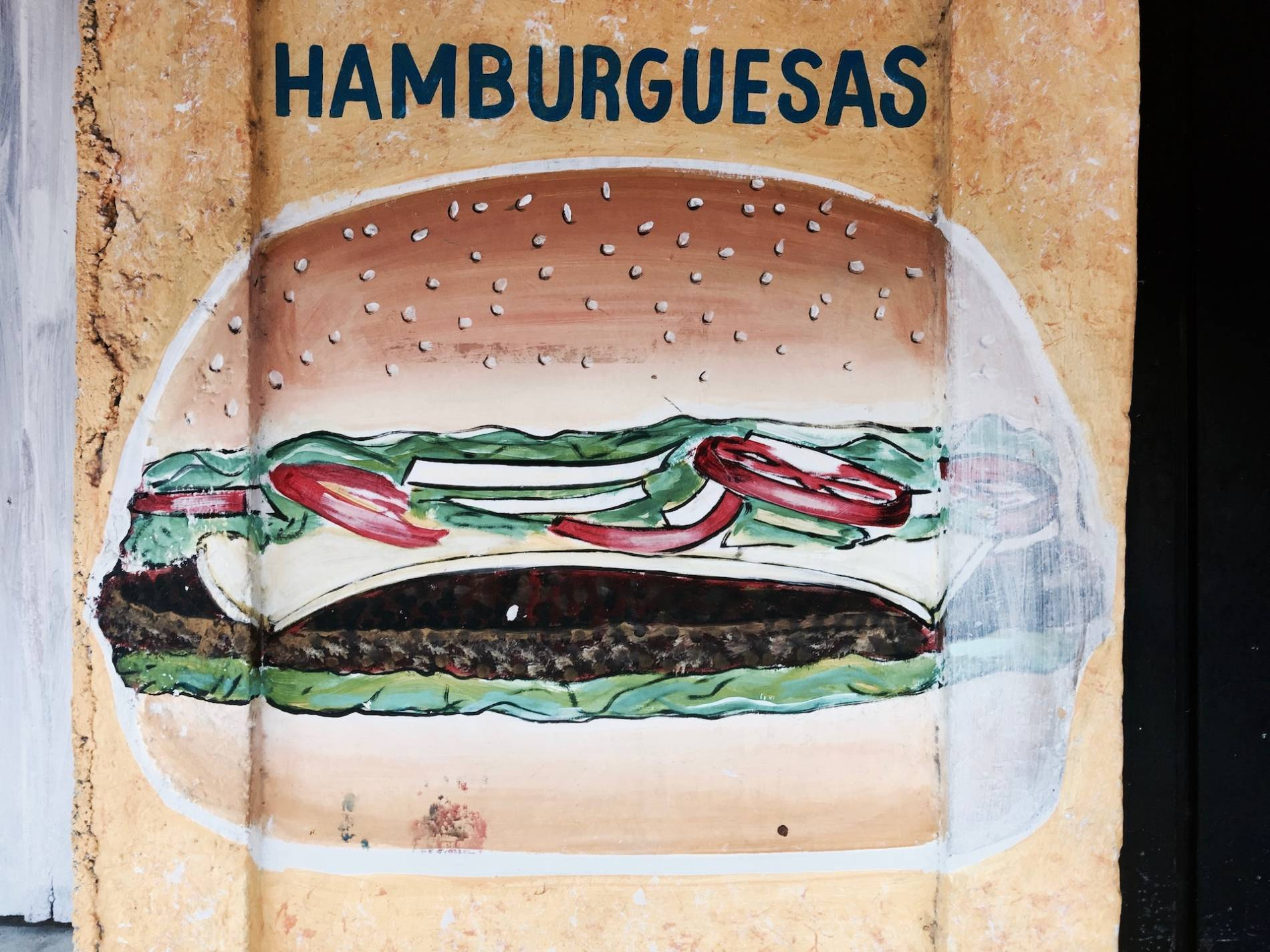 hamburger mexique