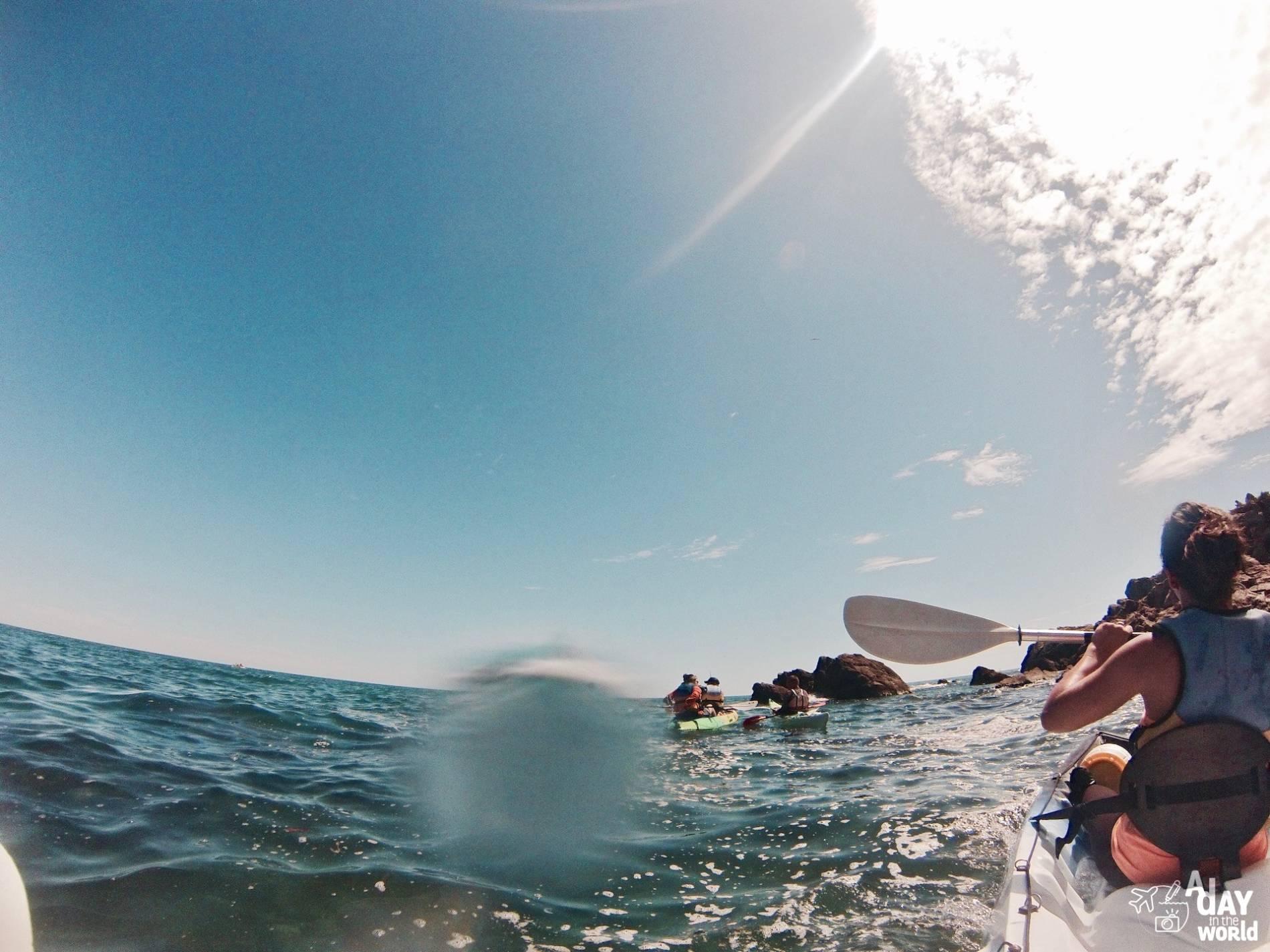 kayak mer sete