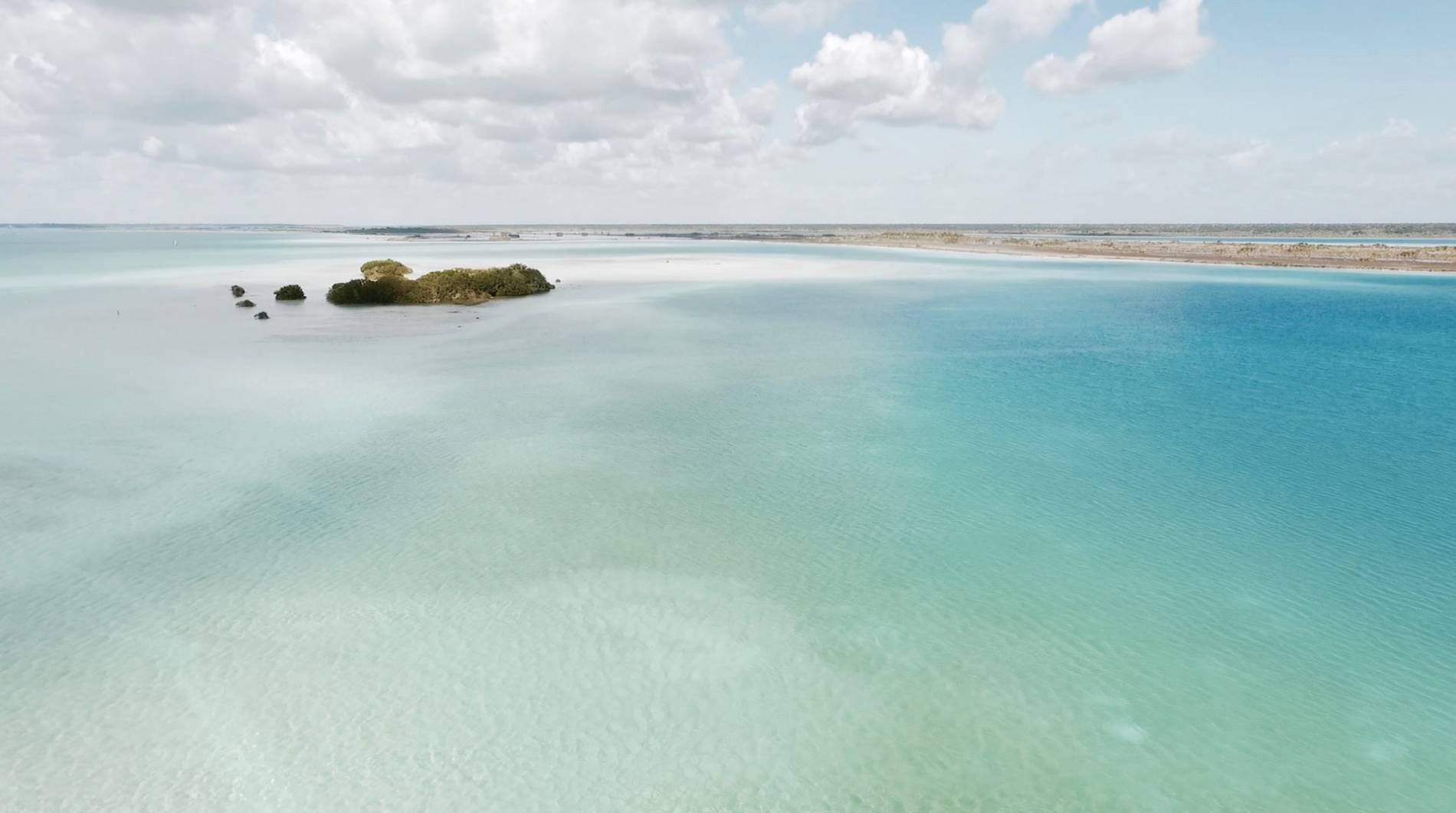 laguna bacalar view