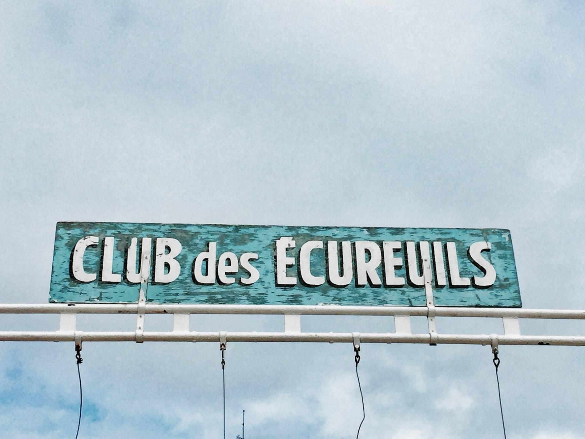 club des écureuils dinard