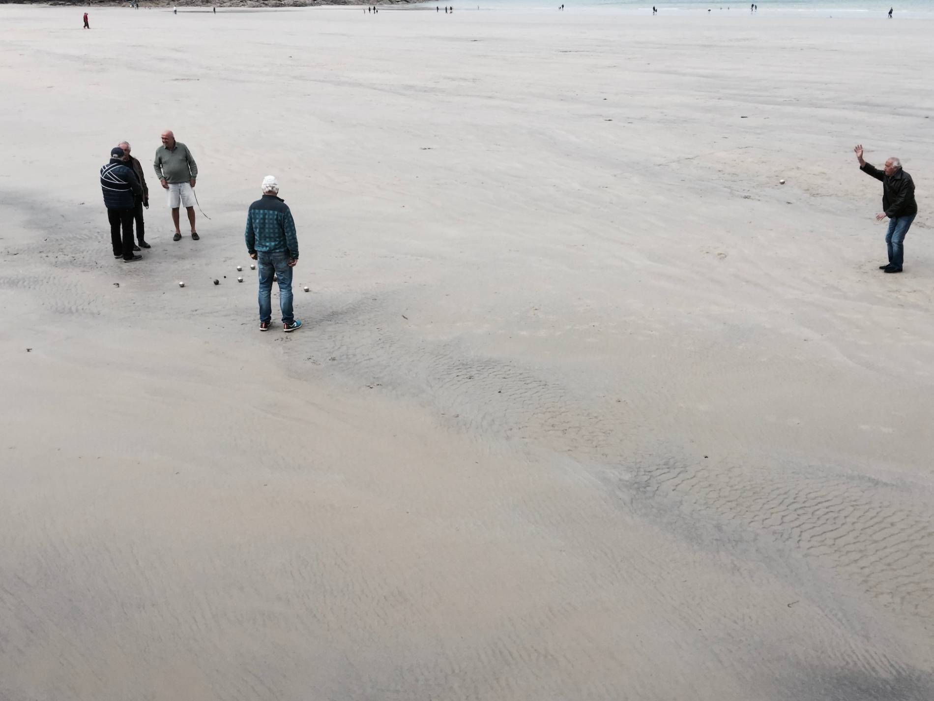 petanque beach