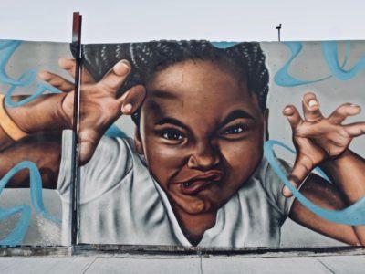 Street art à Bushwick !