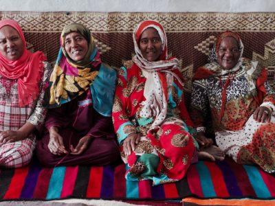 Rencontre avec les femmes Berbères de Tunisie