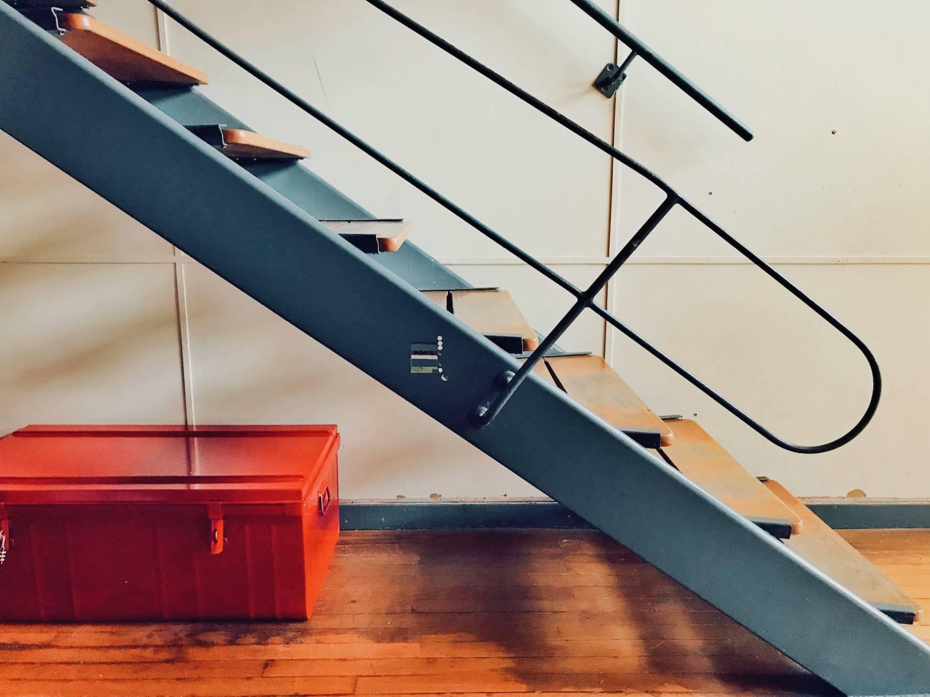 escalier-le-corbusier