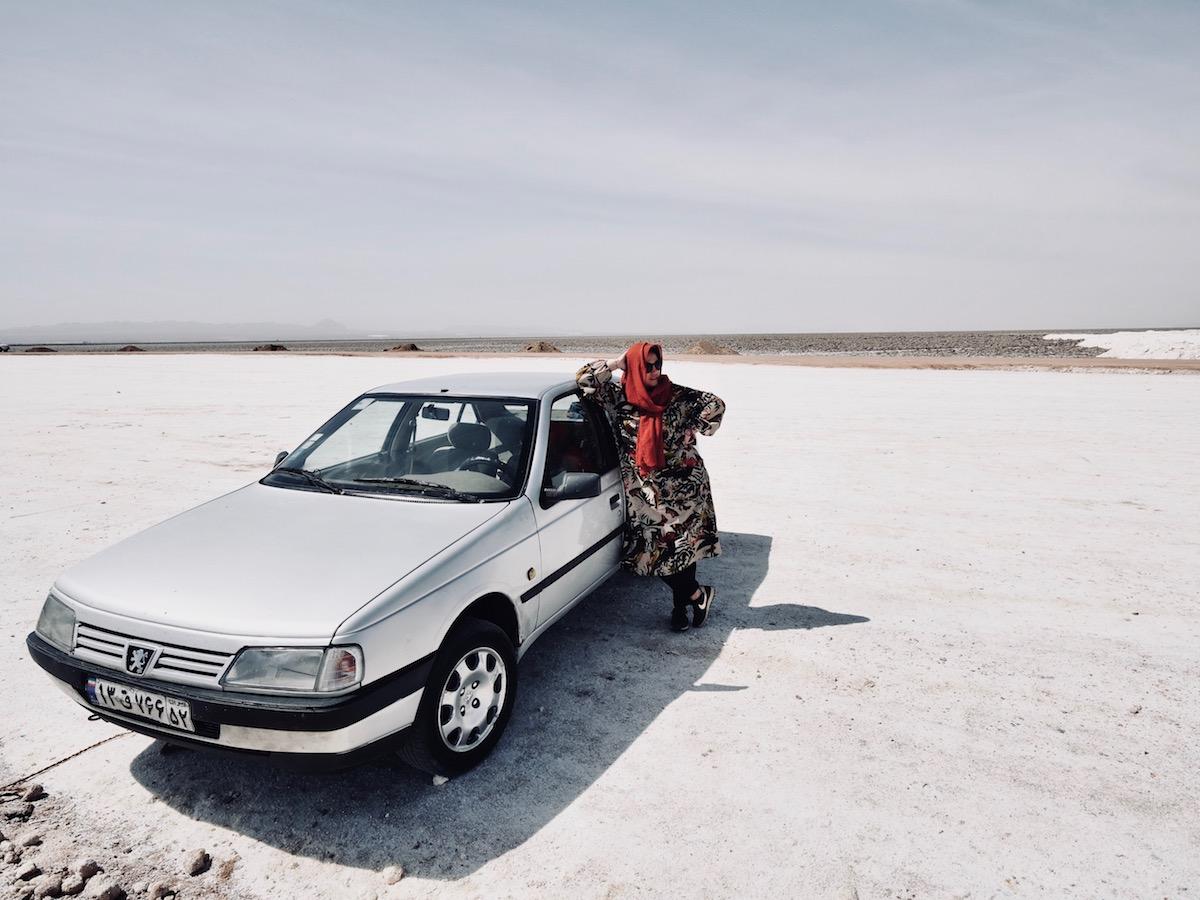 chauffeur-iran