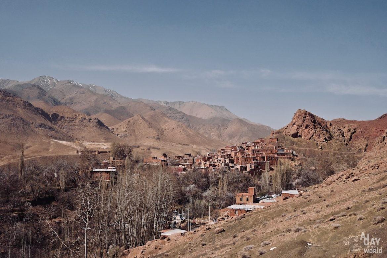 abyaneh-village-iran
