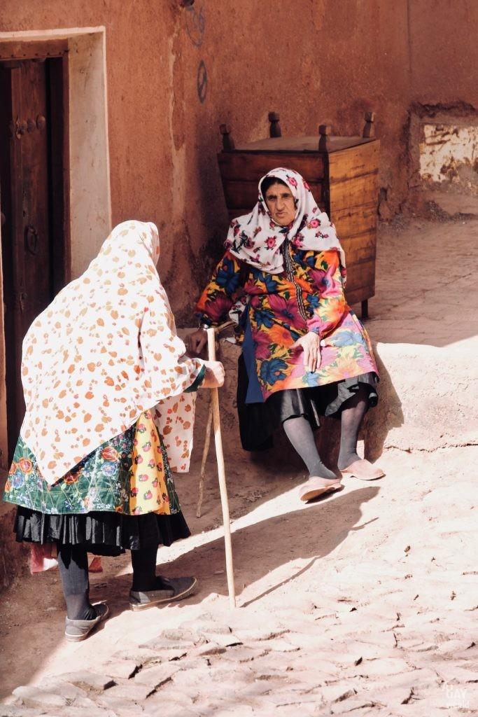 femme-abyaneh-iran