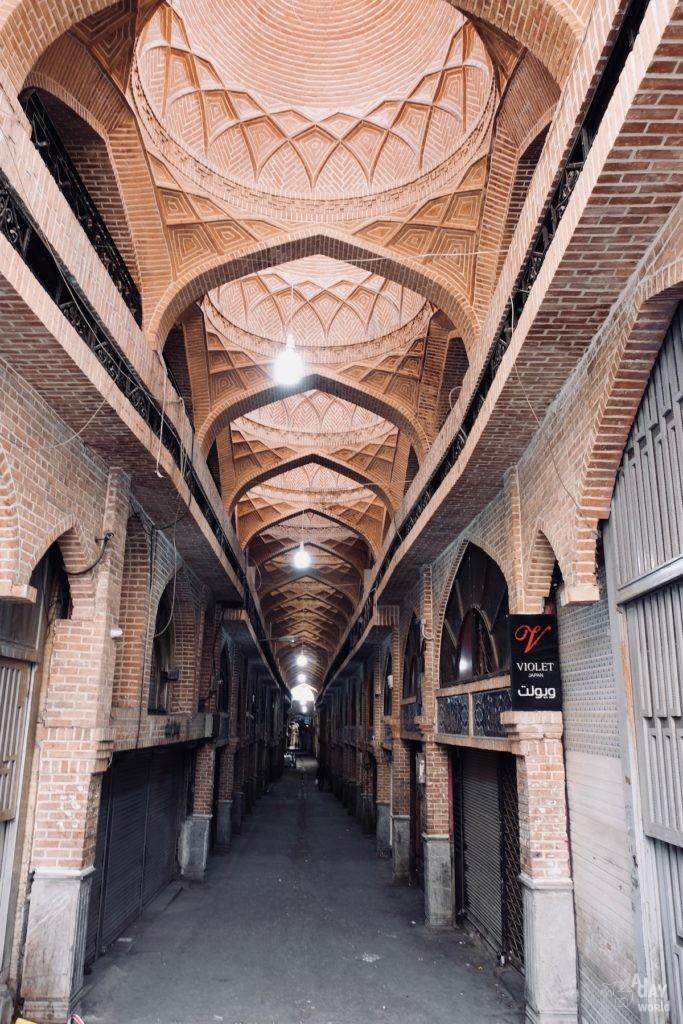 grand-bazar-téhéran-iran
