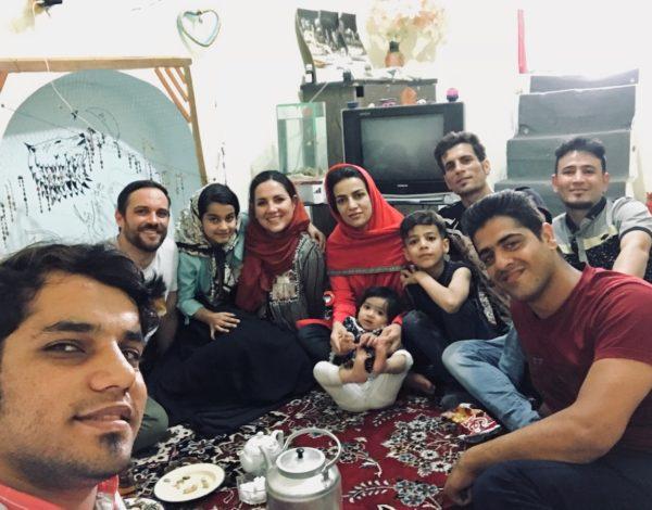 Voyage en Iran – Partie 2 : Khur – Désert de Mesr- Tabas – Désert de sel