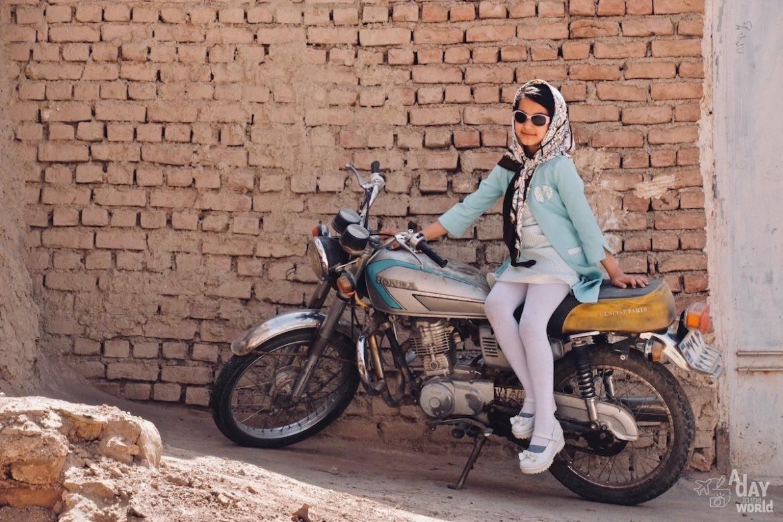 jeune-iranienne