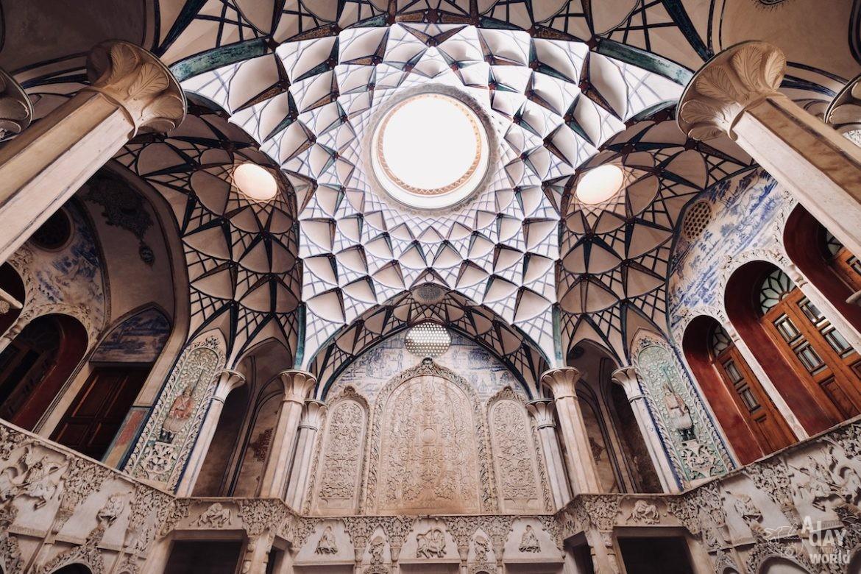 maison-boroujerdi-kashan-iran-2