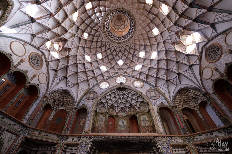 maison-boroujerdi-kashan-iran-3