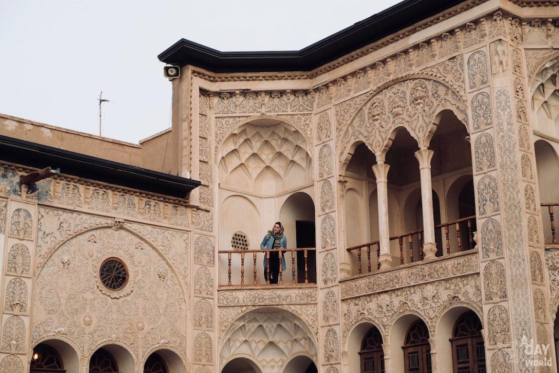 maison-tabatabaei-kashan-iran