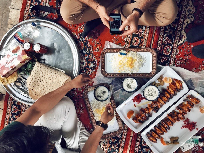poulet-ail-safran-iran