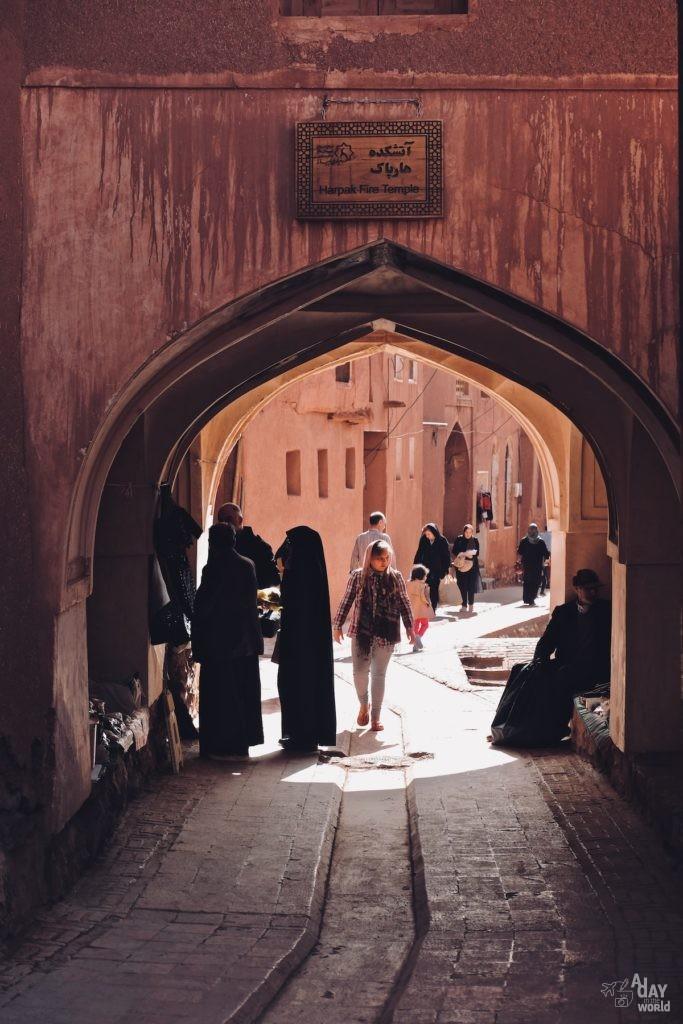 village-abyaneh-iran