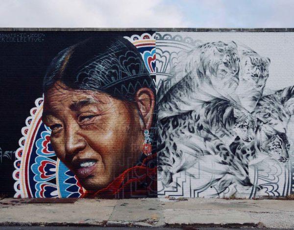 Meilleurs spots de street art dans le monde